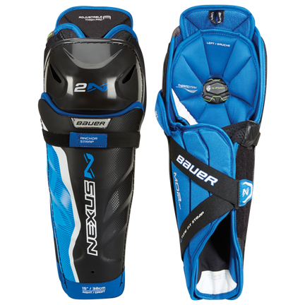 NEXUS 2N SHIN GUARD - Senior,,Medium