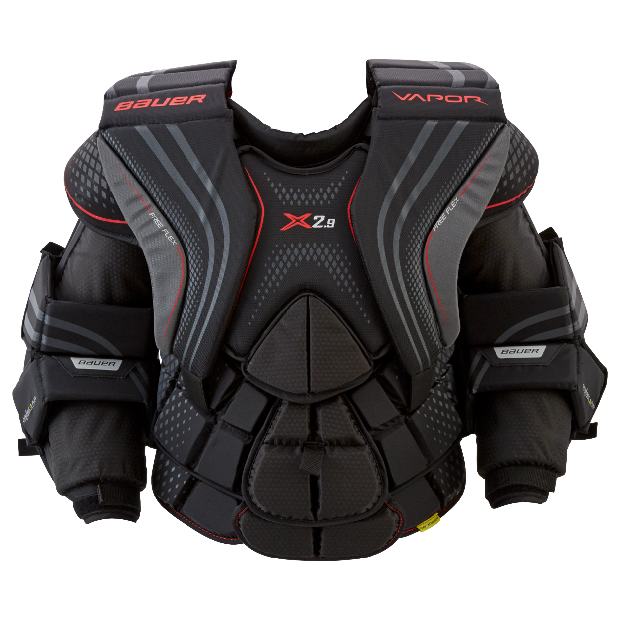 Goalie Chest Arm Protector Protect Your Upper Body With Goalie