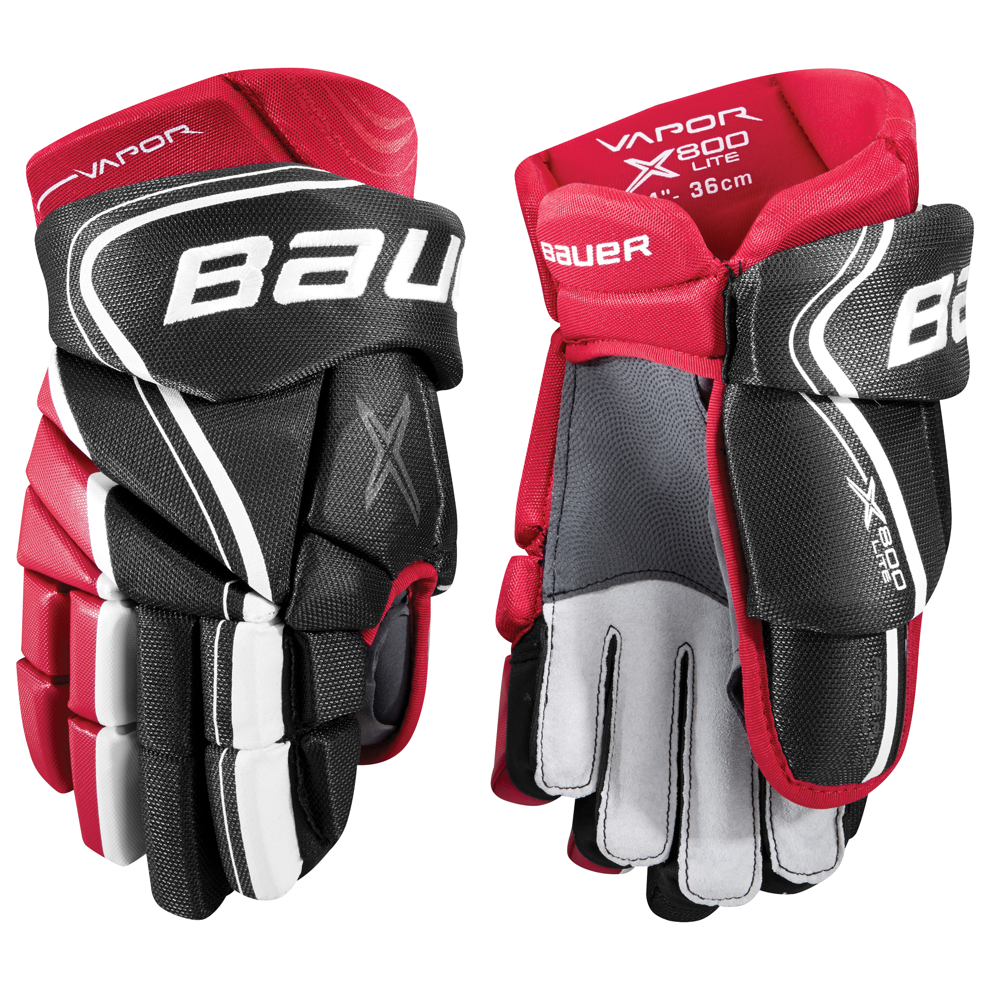 VAPOR X800 LITE Glove,BLACKRED,medium