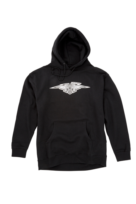 MISSION RH FLYING M HOODIE SENIOR