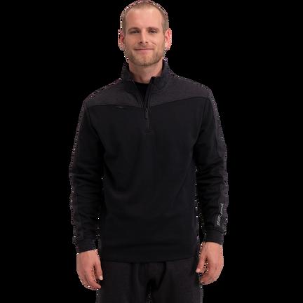 Premium 1/4 Zip Fleece Senior,,medium