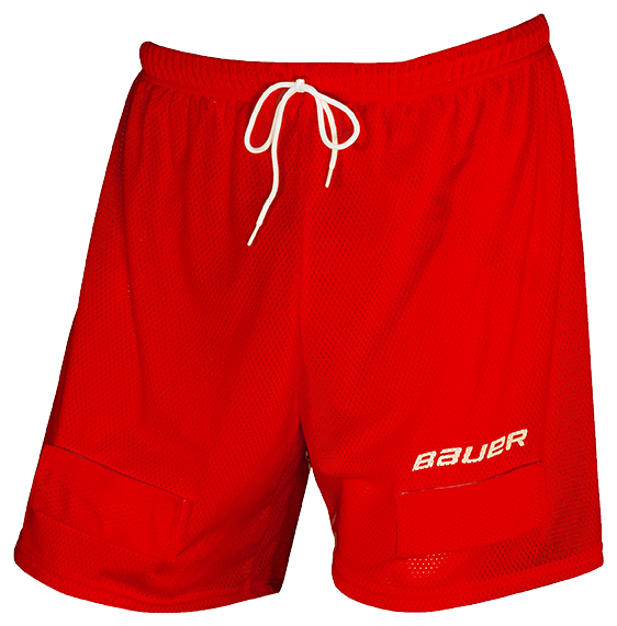 Core Mesh Jock Short - Red