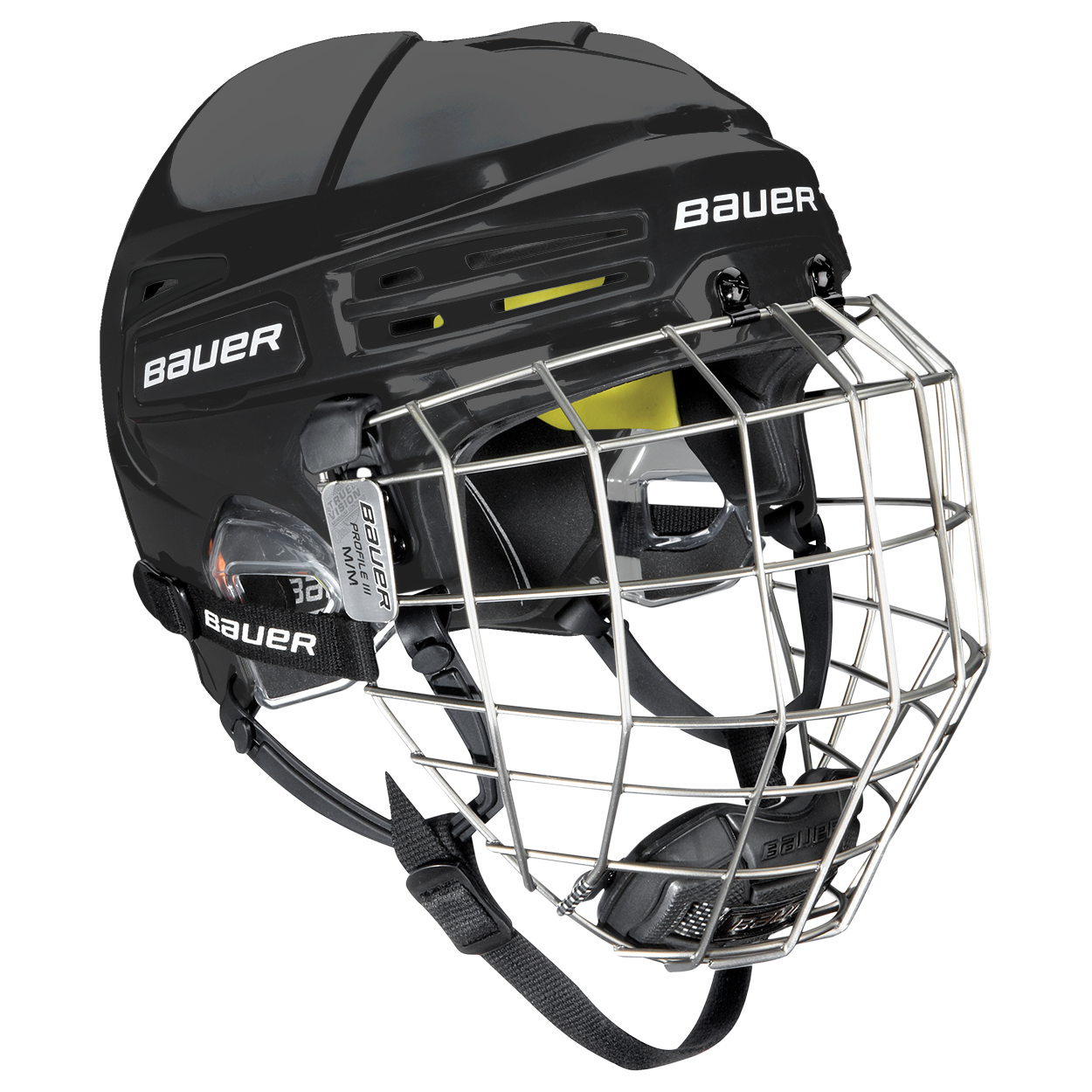 RE-AKT 75 Helmet Combo,BLACK,medium