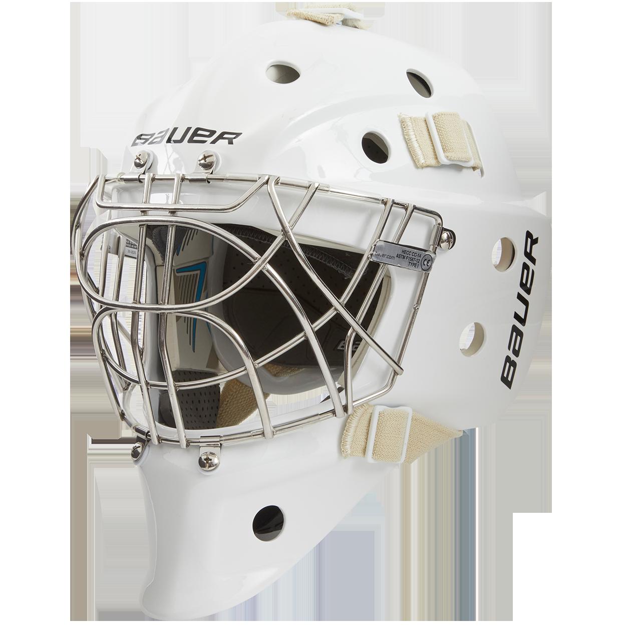 940 Goal Mask Senior CCE,White,medium