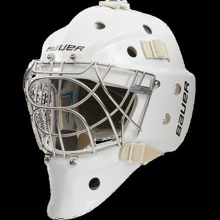 940 Goal Mask Senior CCE,Weiß,Medium