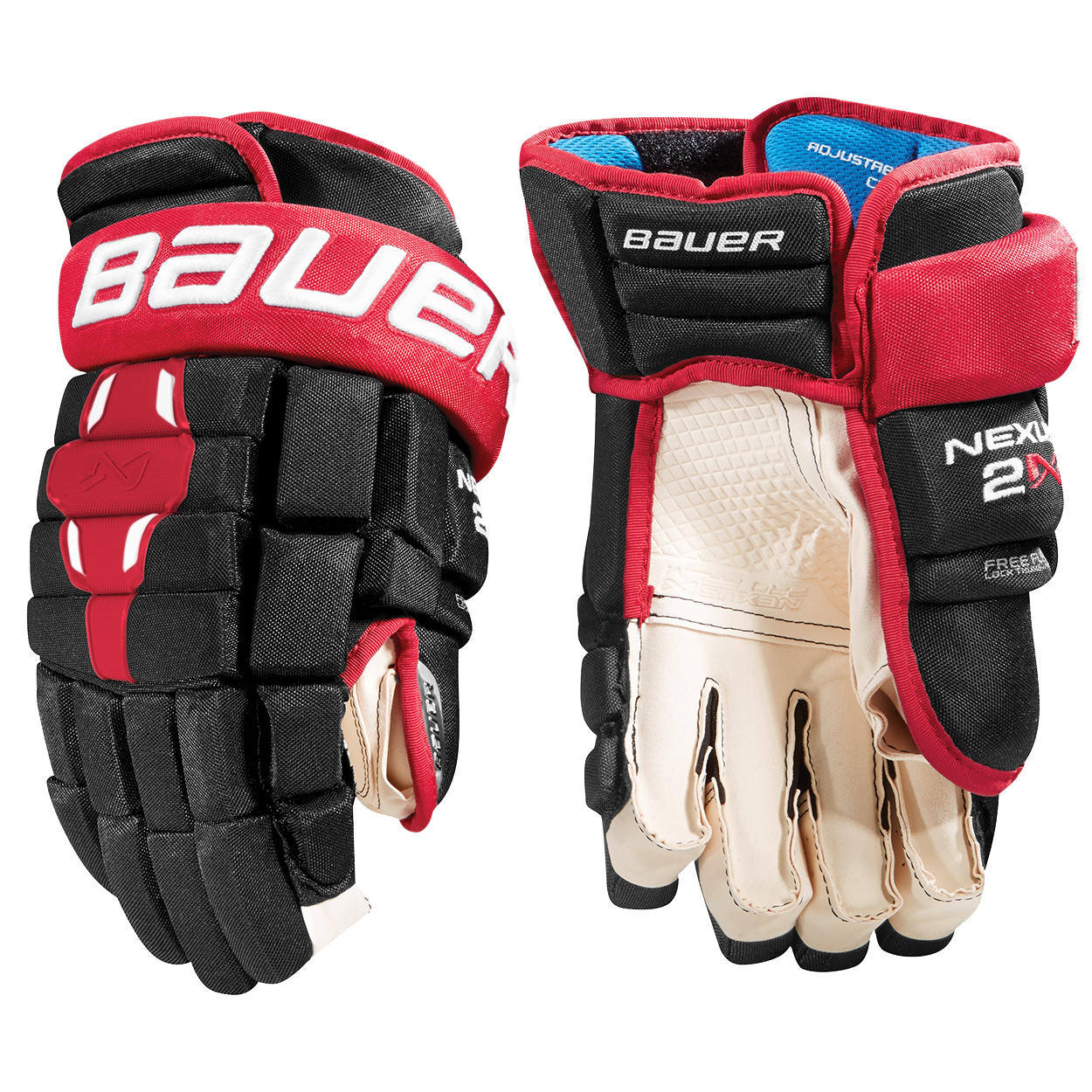 NEXUS 2N Glove - Senior,SCHWARZROT,Medium