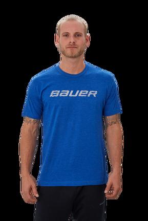 Short Sleeve T-Shirt with Graphic,Blå,medium