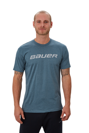 Short Sleeve T-Shirt with Graphic,Indigo,medium