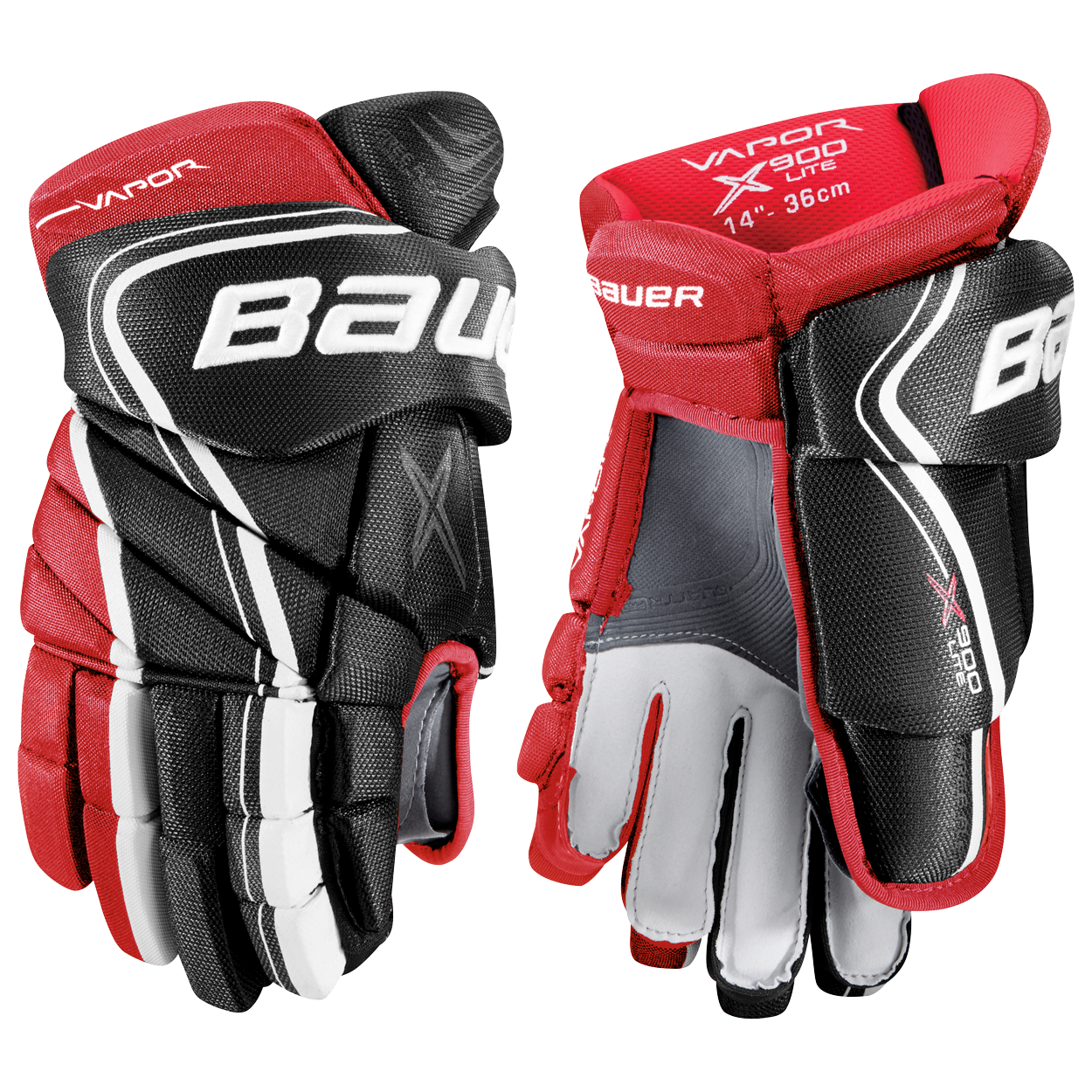 VAPOR X900 LITE Glove,BLACKRED,medium