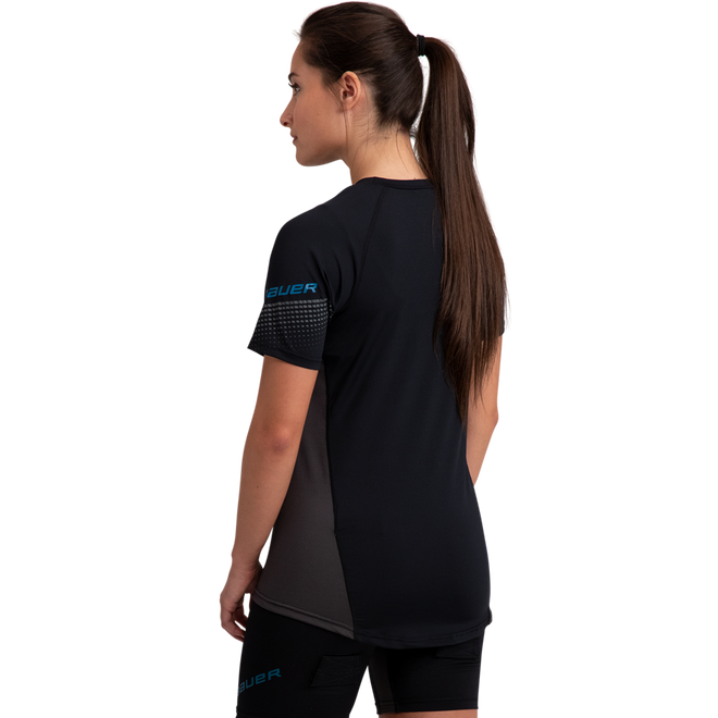 Women's Short Sleeve Base Layer Top