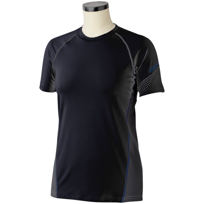 Women's Short Sleeve Base Layer Top