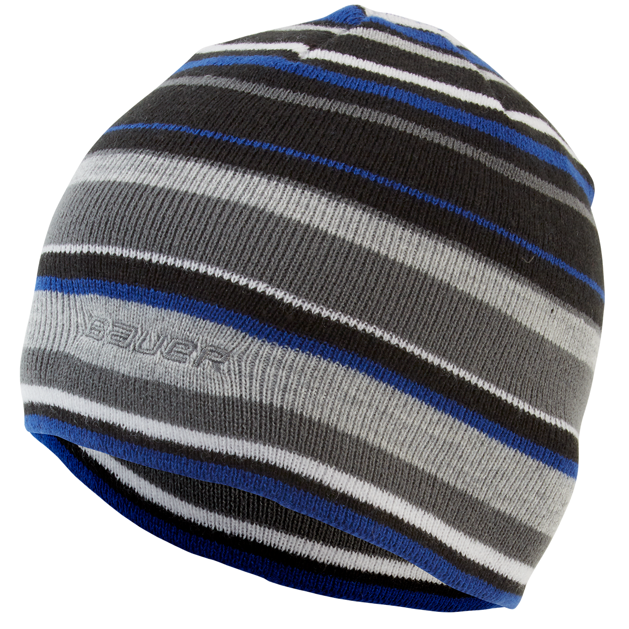 New Era® Color Pop Striped Knit Senior - Sapphire,,moyen
