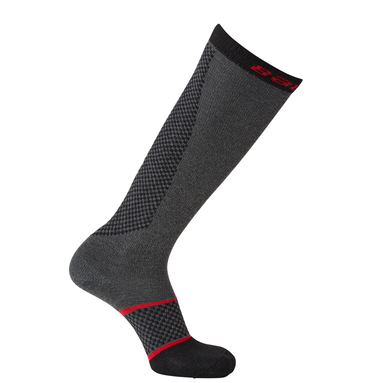 S19 PRO CUT RESIST Tall Skate Sock,,Medium