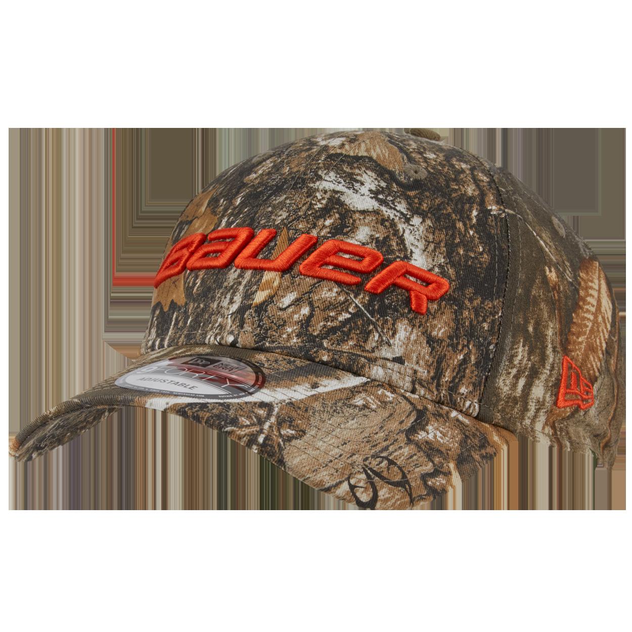 New Era 9FORTY Snapback Hunt Camo Hat
