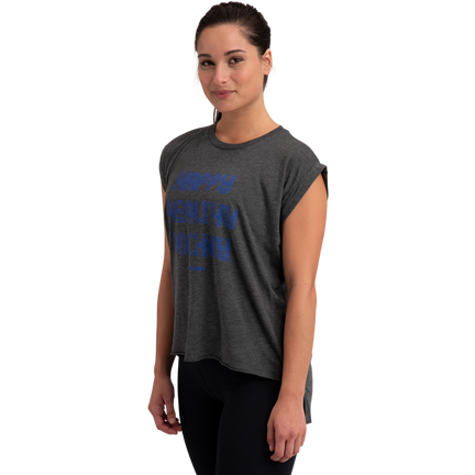 Happy Healthy Short Sleeve Women's Tee,,medium