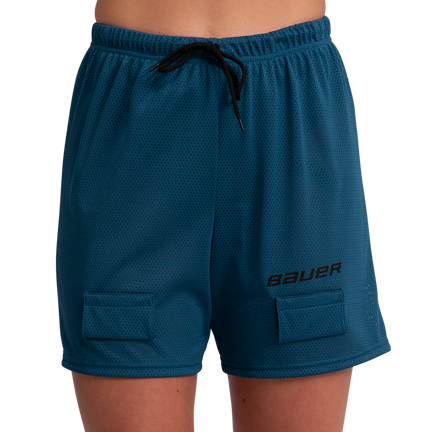 Women's Mesh Jill Short Blue,,medium