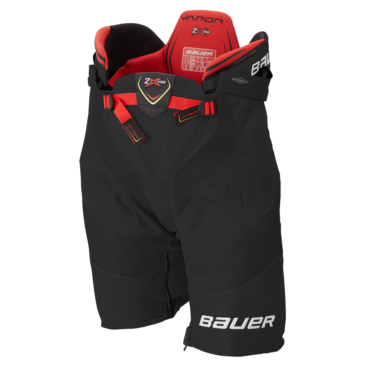 VAPOR 2X PRO Pants Senior,Schwarz,Medium