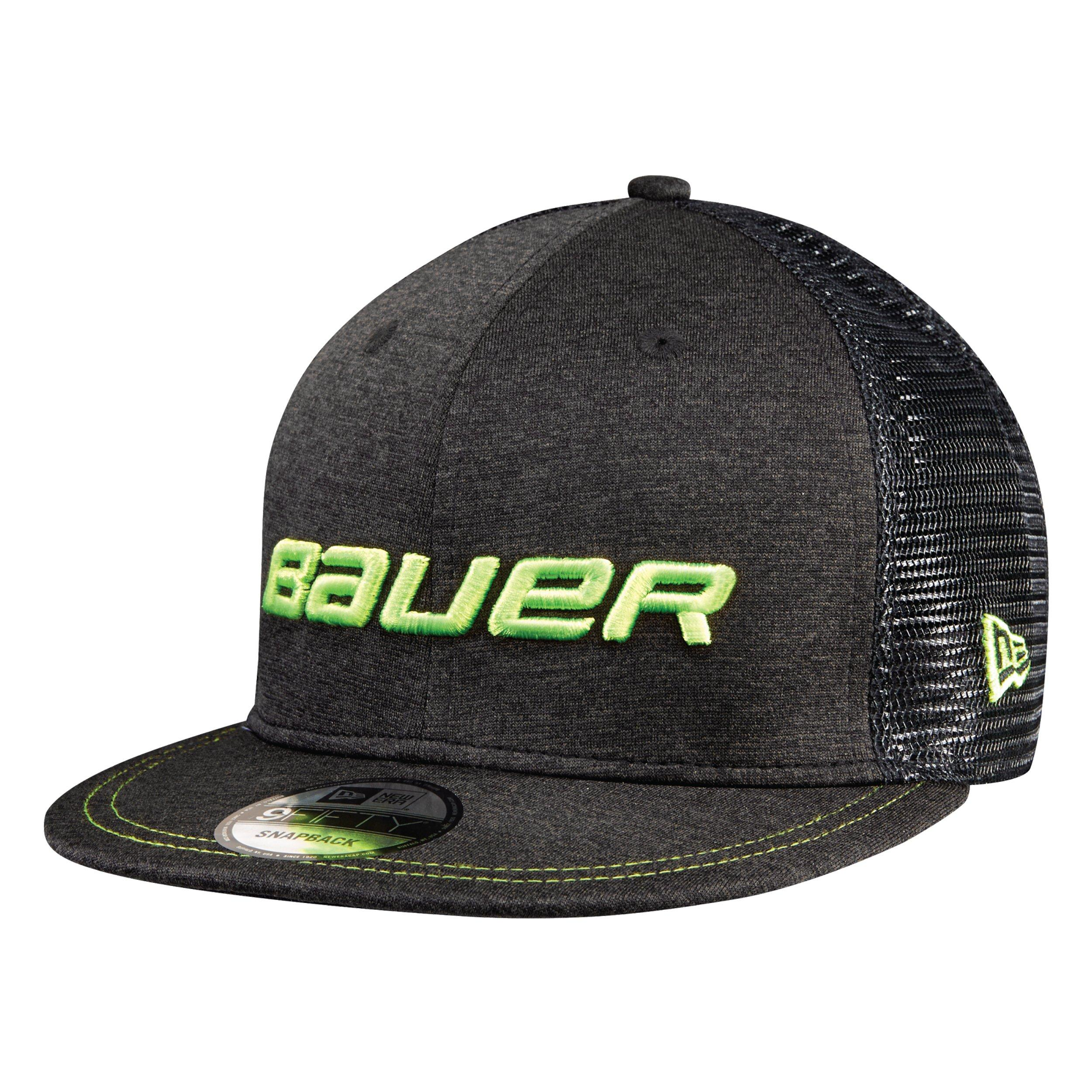 BAUER / New Era® 9FIFTY® Color Pop Adjustable Cap Senior - Lime