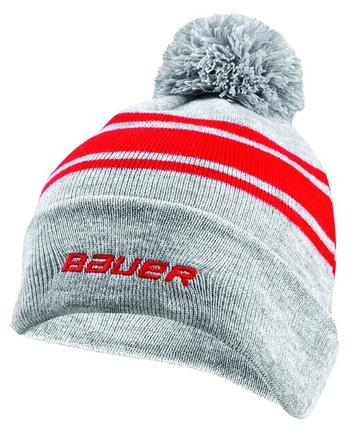 Tuque à pompon rayée New Era<sup>MD</sup>,,moyen
