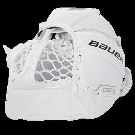 BAUER GSX Catch Glove Intermediate,,moyen