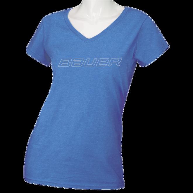 Women's Short Sleeve V-Neck T-Shirt - Senior