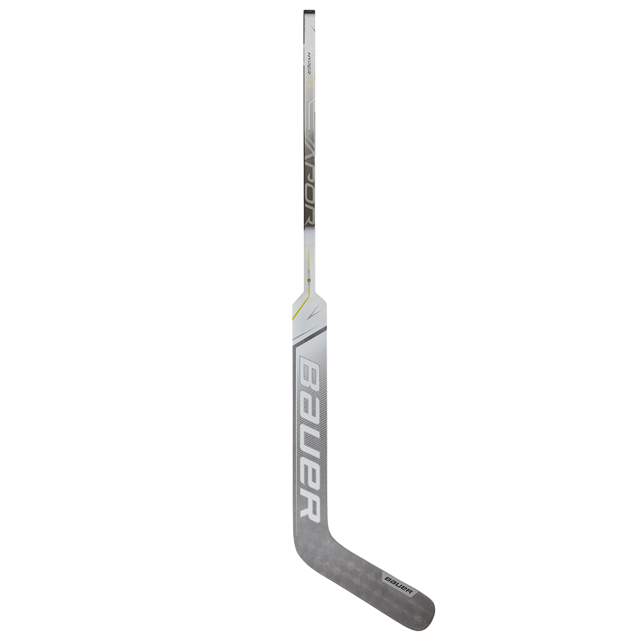 VAPOR HYPERLITE Goal Stick Senior,Silber,Medium