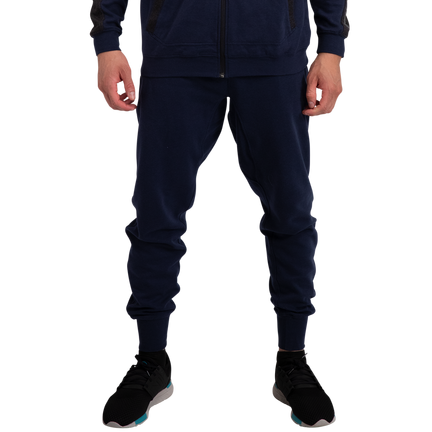 Premium Fleece Jogger Senior - Navy,,moyen