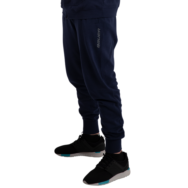 Premium Fleece Jogger - Navy