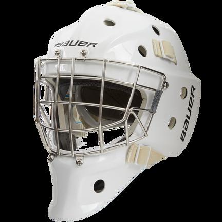 940 Goal Mask Senior,Weiß,Medium