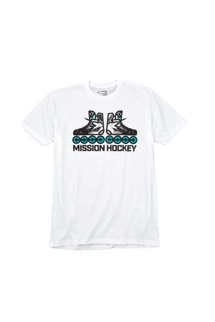 MISSION RH SKATER T-SHIRT SENIOR