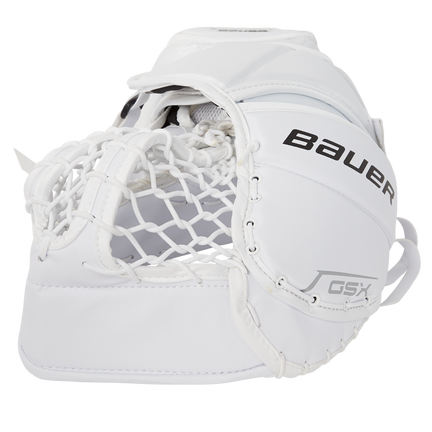BAUER GSX Catch Glove Junior,,moyen