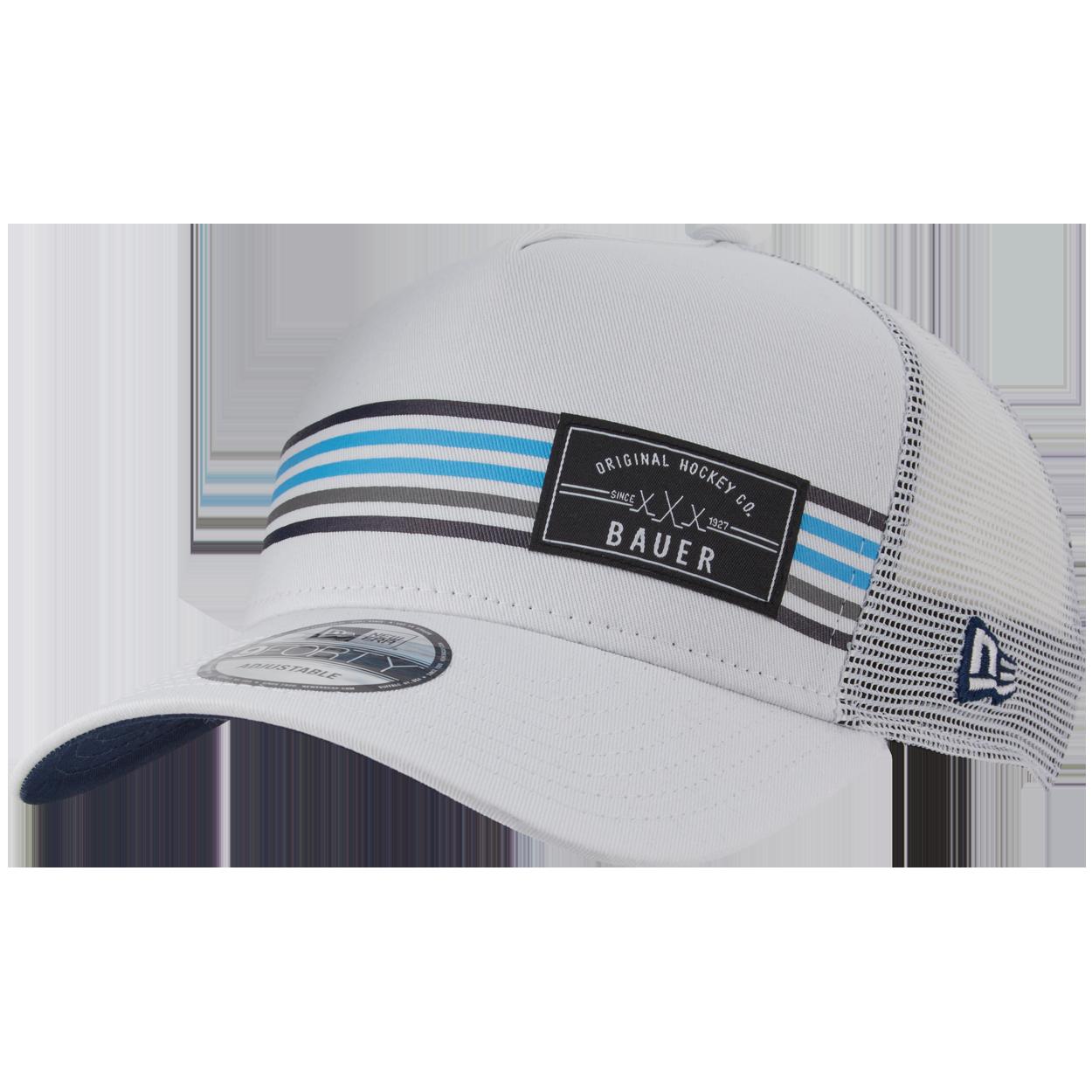 New Era 9FORTY Snapback Stripe Patch Hat