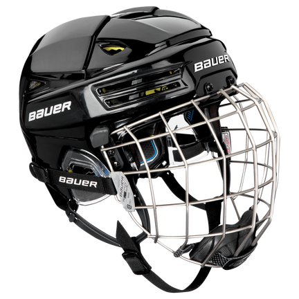 RE-AKT 200 HELMET COMBO,BLACK,medium