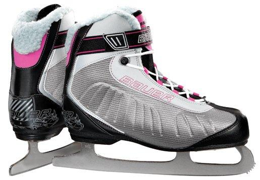 Bauer FAST Recreational Ice Skate Women S16,,Medium
