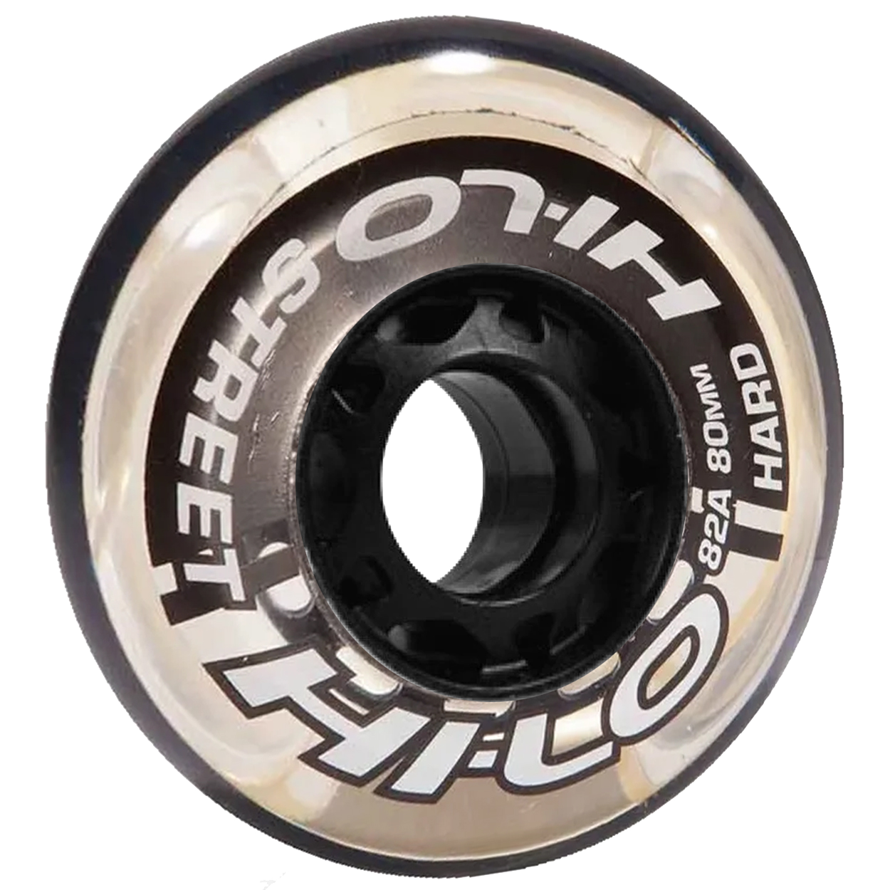 HI-LO STREET ROLLER HOCKEY WHEELS 4PK S16 (OUTDOOR),,Medium