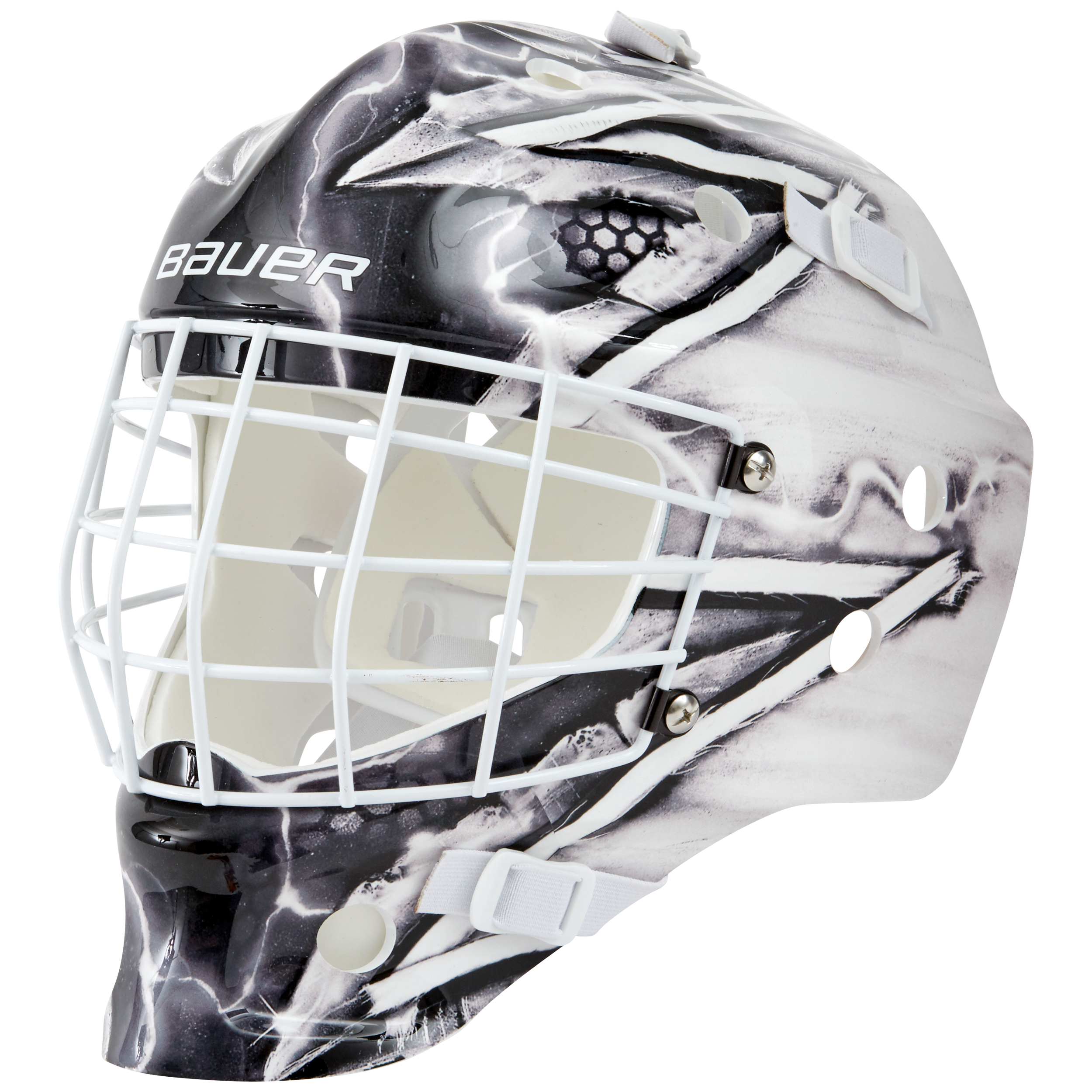 NME STREET GOAL MASK YOUTH S19,KING,Medium