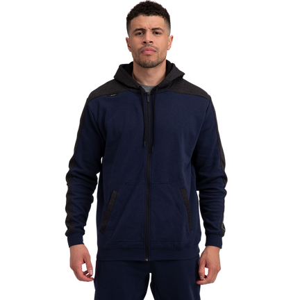 Premium Fleece Full Zip Senior - Navy,,medium