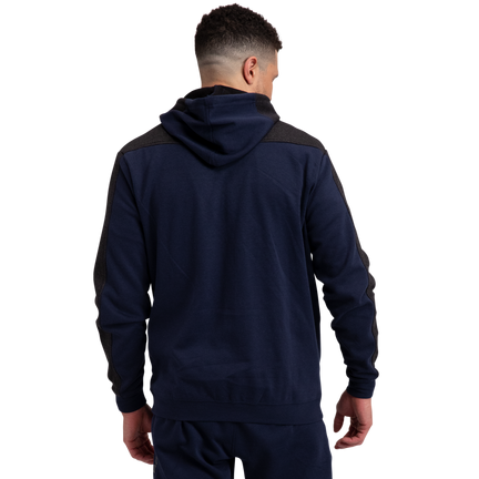 Premium Fleece Full Zip Senior - Navy,,moyen