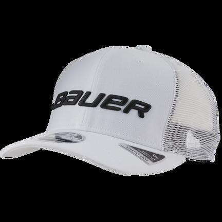 VAPOR New Era 9FIFTY Snapback Hat,Vit,medium