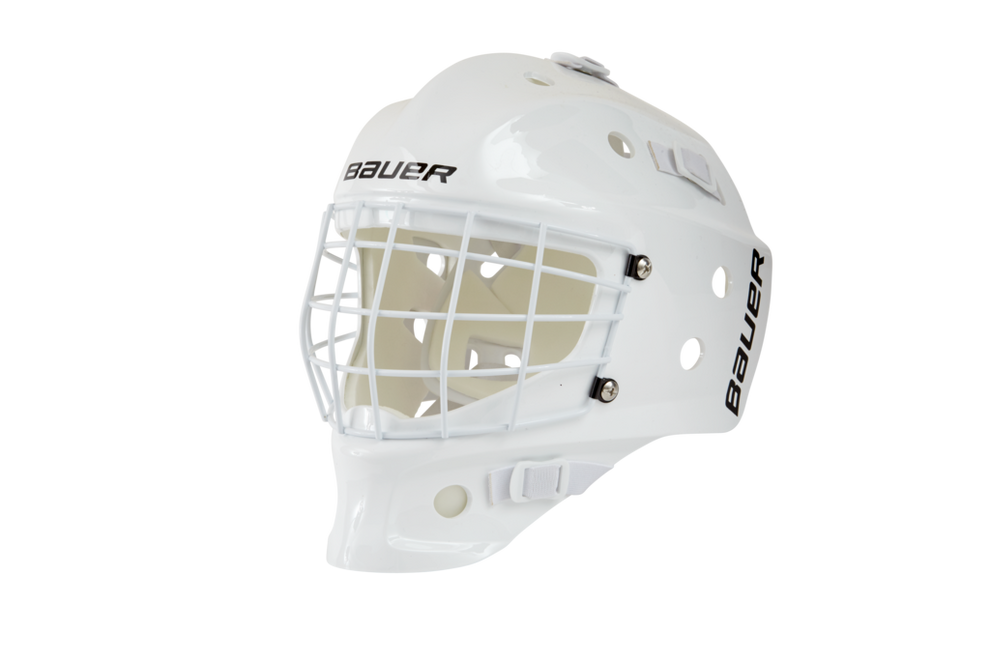 Nme Street Hockey Goal Mask Youth Bauer