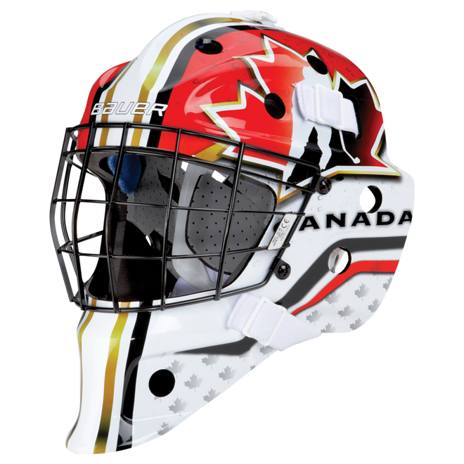 NME STREET Hockey GOAL MASK