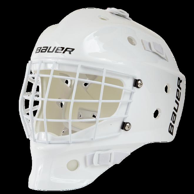 Masque pour gardien de hockey de rue NME