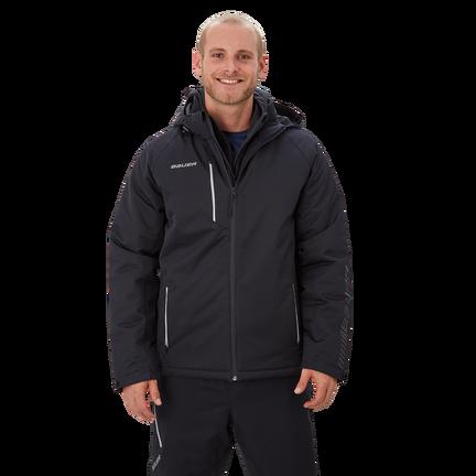 Bauer Supreme Heavyweight Jacket,Svart,medium
