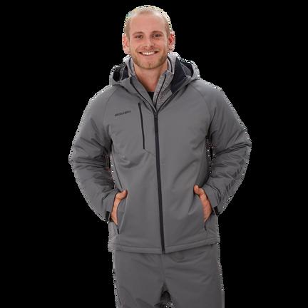 Bauer Supreme Heavyweight Jacket,Grå,medium