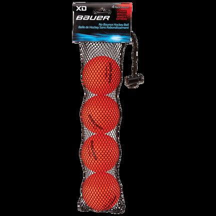 XD No Bounce Hockey Balls,,medium