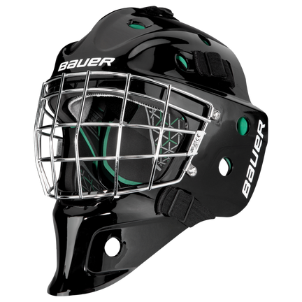 NME4 Goal Mask,BLACK,medium