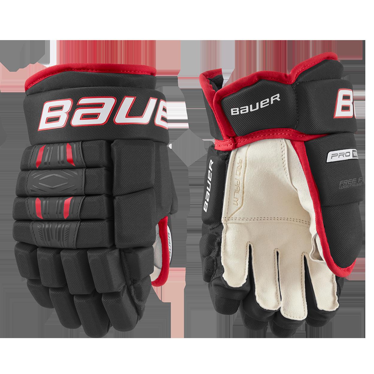 BAUER PRO SERIES Glove Junior