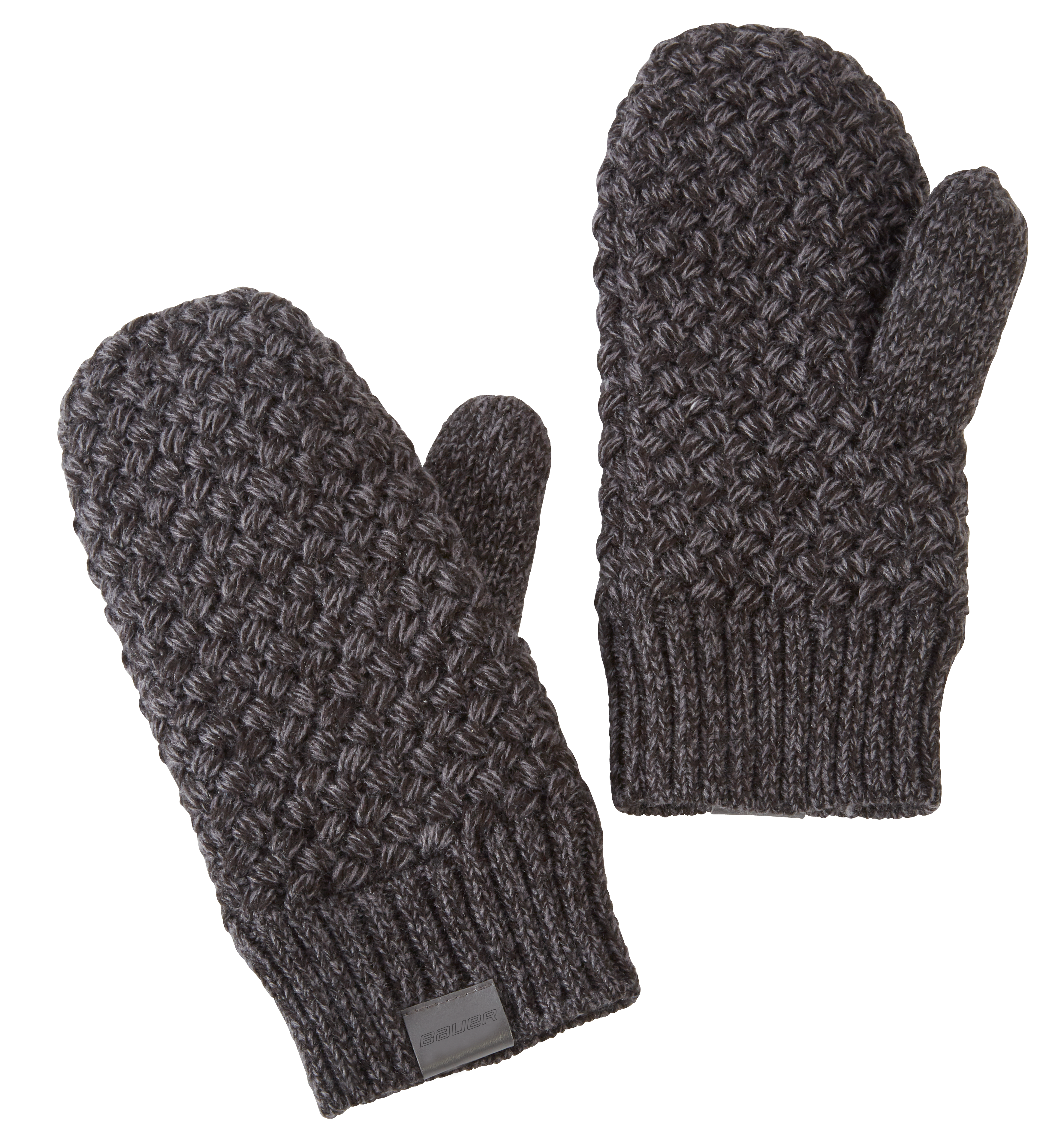 New Era® Zig Zag Knit Mittens Women's,,Размер M