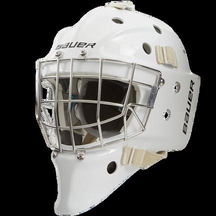 950 Goal Mask Senior,White,medium