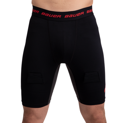 Essential Compression Jock Short Senior,,Medium